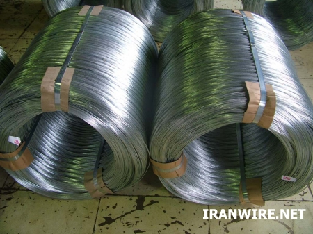 Hot-Dip Galv. Iron wire