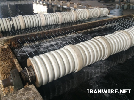 Electro Galv. Iron Wire Line